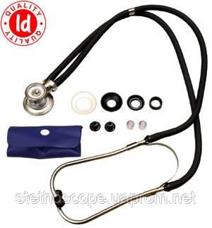 Стетоскоп Раппапорта LD Special Extra Long профессиональный, 5 раб. комбинаций стетоскопа, длина трубок 72см