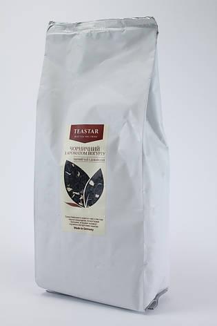 Чай черный ароматом йогурта крупно листовой Tea Star 250 гр, фото 2