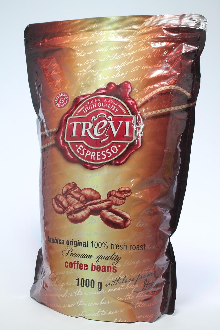 Кофе в зернах Trevi Espresso 60% Арабика 40% Бразилия 1 кг