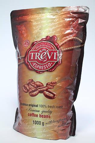 Кофе в зернах Trevi Espresso 60% Арабика 40% Бразилия 1 кг, фото 2