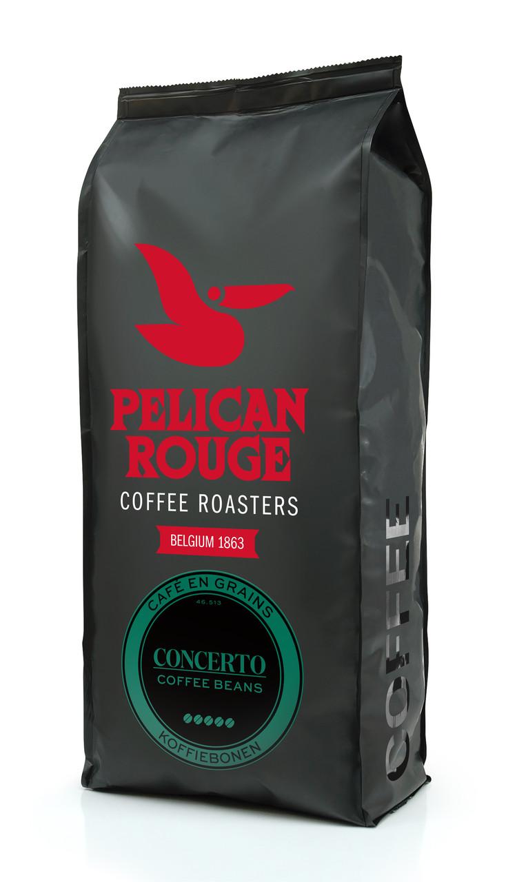 Кофе в зернах Pelican Rouge Concerto 1 кг темная обжарка Нидерланды