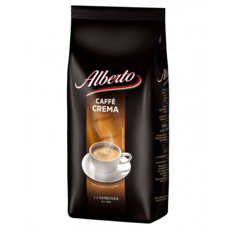 """Кофе в зернах  J.J.Darboven Alberto """"Caffe Crema""""  1кг Германия"""