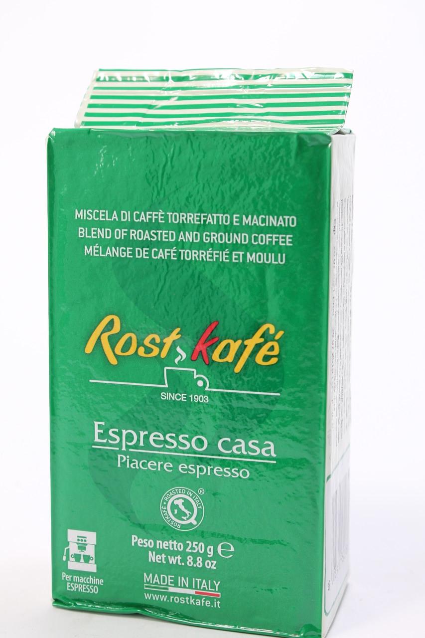 Кофе Молотый Rostkafe Espresso 250 гр