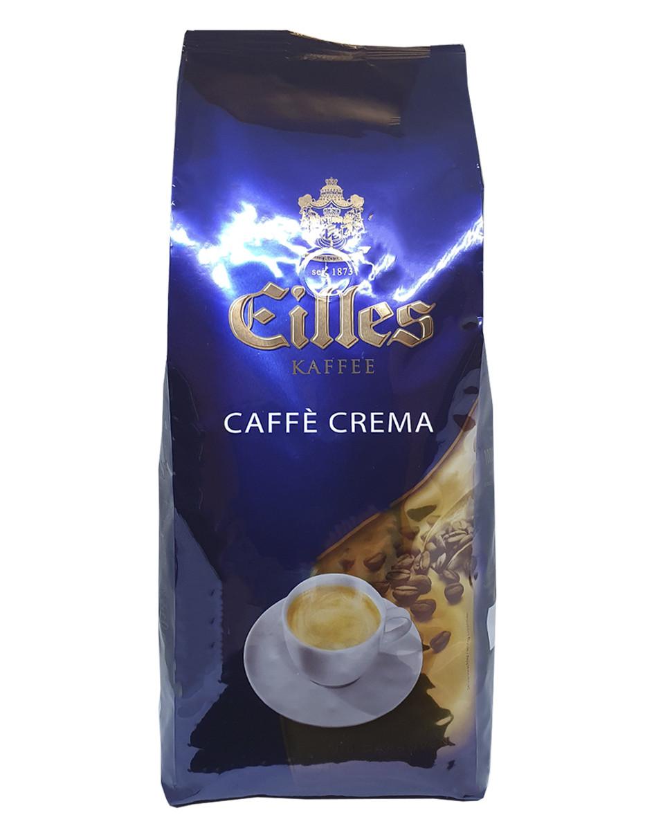 """Кофе в зернах  J.J.Darboven Eilles  """"Caffe Crema""""  1кг Германия"""