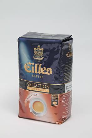Кофе в зернах  EILLES Caffe Crema  500 г Германия, фото 2