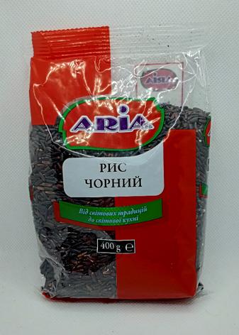 Рис черный нешлифованный, фото 2