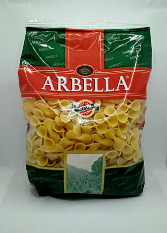 Макароны Arbella Tripolini, фото 2