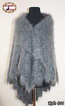 Оренбургская пуховая шаль Альмира 120см, фото 3