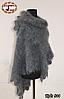 Тёплая оренбургская пуховая шаль Альмира 115 см, фото 5