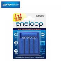 5шт аккумулятор мизинчиковый Sanyo Eneloop AAA 800, фото 1