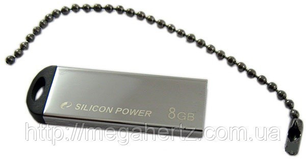 USB 2.0 Flash 8GB флешка Silicon Power Touch 830