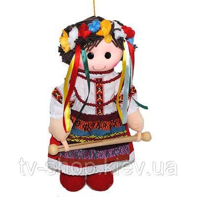 Держатель для полотенца Украинка