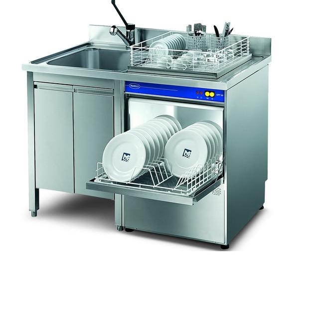Фронтальні посудомийні машини