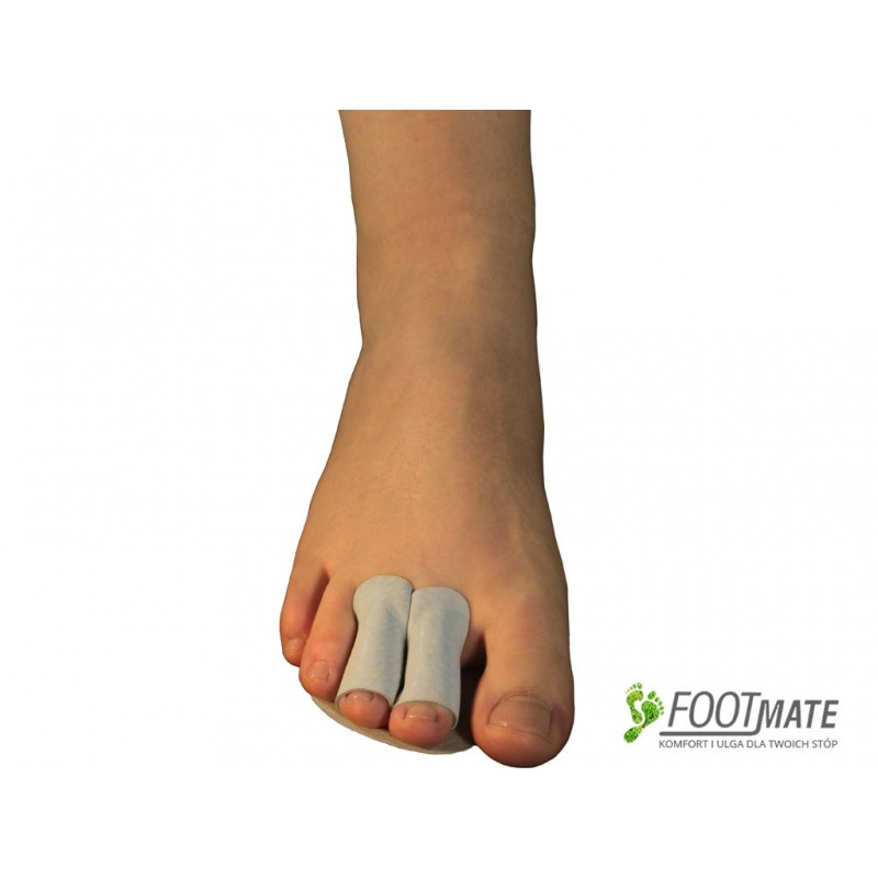 Защитный бандаж на палец, двойной FootMate K022