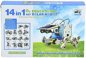 Робот-конструктор CIC 21-615 14in1 на солнечной батарее (005660)