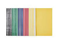 Папка-скоросшиватель А4 United Office разноцветный набор 20 шт