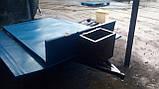 Причіп БелМет 115х180 (самоскид, жигулівська маточина, 1,5 мм), фото 6