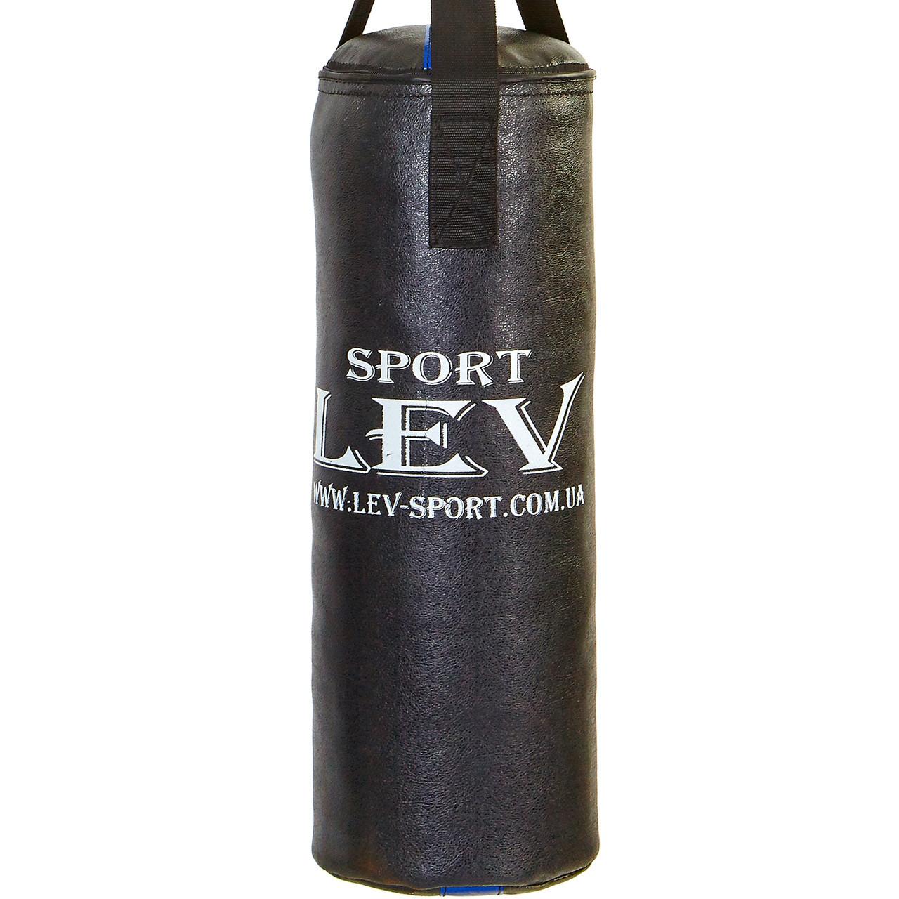 Мешок боксерский ЛЕВ кирза 0,65м LV-2806