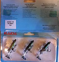 Силиконовые приманки Kaida AG024 02 WLMN02