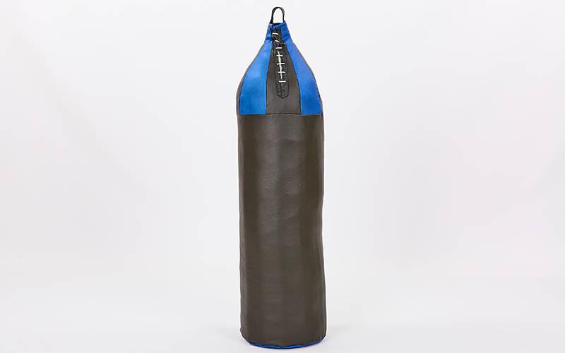 Мешок боксерский Шлемовидный Кожа h-95см Большой шлем 16кг BOXER 1004-01