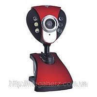 USB Web camera веб камера с подсветкой микрофоном (Арт: 789)