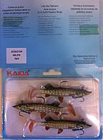 Силиконовые приманки Kaida AG021 04 WLPK