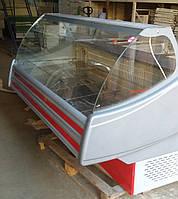 Холодильная витрина бу (Технохолод ПВХС-2.0 Соната), фото 1