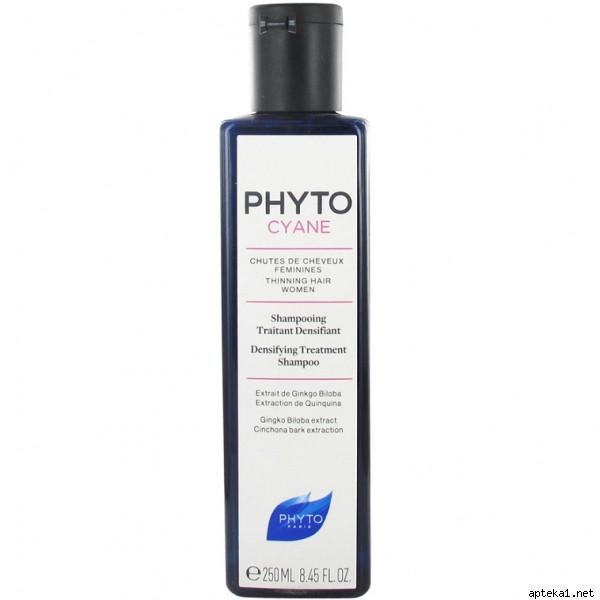ФІТО Фитоциан шампунь проти випадіння волосся 250мл