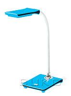 Настольная светодиодная лампа WT036 LED 5W 420LM USB СИНЯЯ, ЖЕЛТАЯ, ЗЕЛЕНАЯ