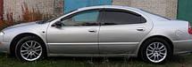 Ветровики Крайслер 300М   Дефлекторы окон Chrysler 300M Sd 1998-2004