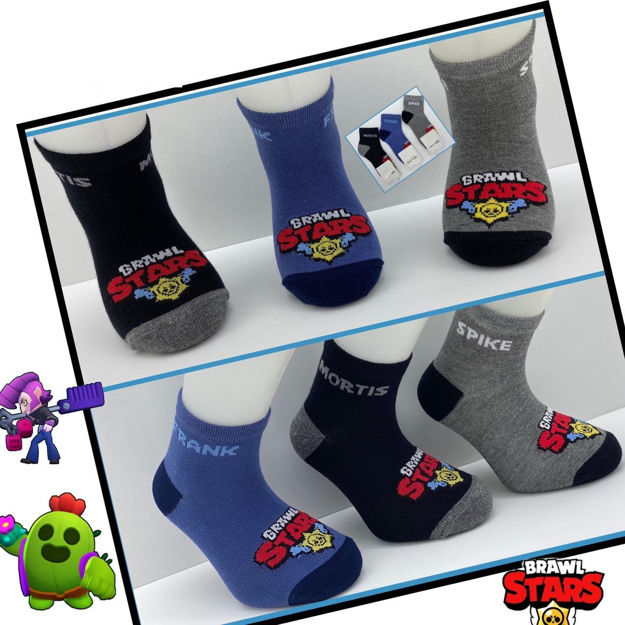 Хлопковые носки для мальчиков 7-8 лет ТМ belino 54896127751572