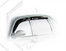 Дефлекторы окон Chrysler PT Cruiser 2000-2006   Ветровики Крайслер ПТ Круизер