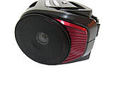 Бумбокс радиоприемник MP3 Golon RX 662Q Black, фото 4