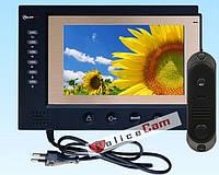 Комплект видеодомофона PoliceCam PC-701R2 (DVC-4Q)