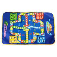 Игровой коврик 228AB для детей от трех лет (50х70 см)