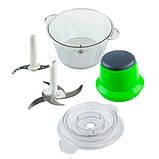 Блендер GRANT Vegetable Mixer Grant Зеленый (tdx0001018), фото 6