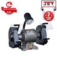 Заточной станок JET JBG-200 (0.67 кВт, 200 мм)