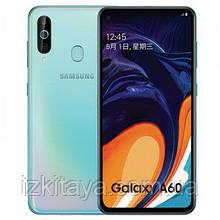 Смартфон SAMSUNG Galaxy A60 6/64Gb blue + стартовый пакет Sweet TV в подарок