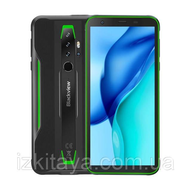 Смартфон Blackview BV6300 Pro green 6/128