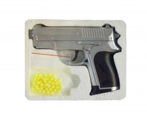 Пистолет металлический ZM01, фото 2