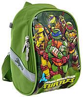 Рюкзак детский 1 Вересня K-26 Tmnt Зеленый (556471), фото 1