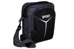 Мужские сумки на плечо. Спортивный стиль