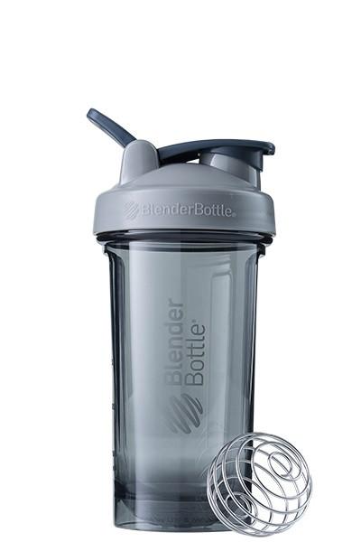 Спортивная бутылка-шейкер BlenderBottle Pro24 Tritan 710ml Grey (ORIGINAL)