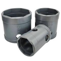 Головка ступичная вантажна посилена (8-гранна) 120мм (ХЗСО) WHS8120