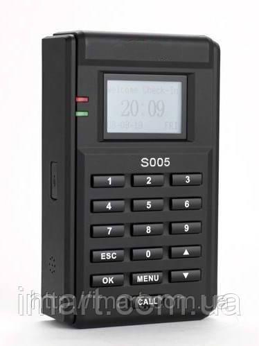 S005 — терминал контроля доступа - iMart Оборудование для офиса, кафе, ресторана, кофейни, магазина, дома. Интерьер. в Днепре