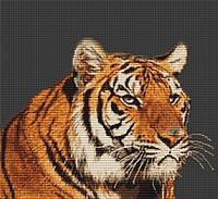 """Набор для вышивания крестом """"Luca-s""""  B334 Тигр"""