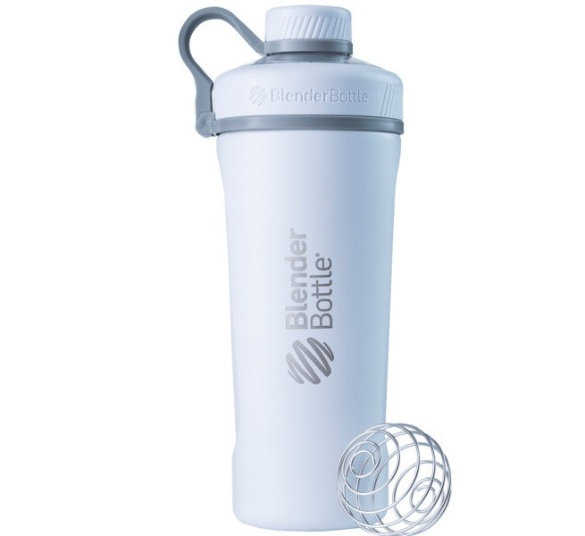 Спортивная бутылка-шейкер BlenderBottle  Radian THERMO EDELSTAHL 26OZ / 770ML White (ORIGINAL)