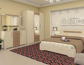 Модульная спальня Сандра, фото 2