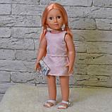 Лялька M 3921-25-24 UA, 48 см, музика, звук (укр), пісня, вірш, фото 4