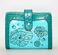 67260.003 Молодёжный кошелёк из экокожи Benetton
